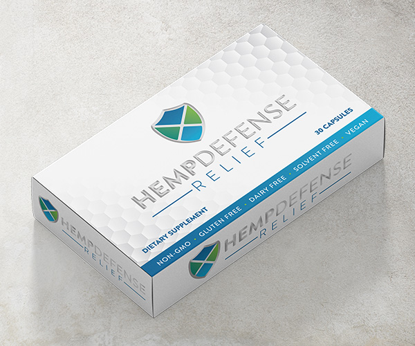 HempDefense Packaging