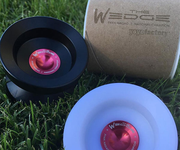 YoYoFactory Wedge Box